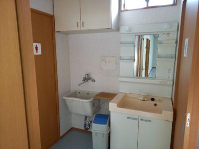 2階 男女別トイレ