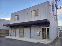 小坂4丁目倉庫付事務所の画像
