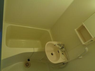 【浴室】グランディール阪南町Ⅱ番館