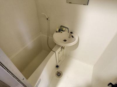 【浴室】アスペクタ博多中央