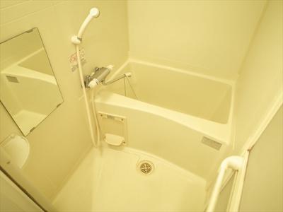 【浴室】La.finesse博多駅南