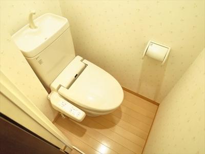 【トイレ】La.finesse博多駅南