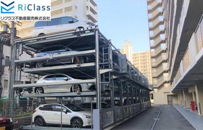 【駐車場】プレミスト神戸ハーバーレジデンス