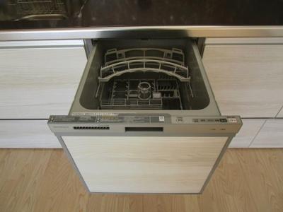 食洗器乾燥機付き