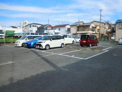 【駐車場】大塚チェリーハイツ12