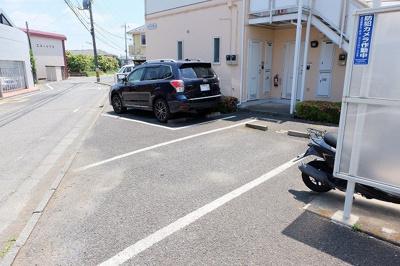 【駐車場】サニーコート桧木 G棟