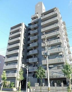 岐阜市鹿島町 フレスト本荘公園 6階部分 日当り良好です♪ JR岐阜駅まで徒歩22分!