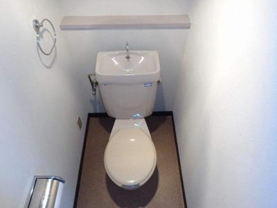 【トイレ】シャトレ片町