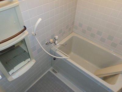 【浴室】シャトレ片町
