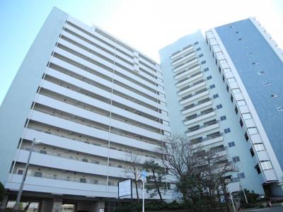 【外観】戸山ハイツ
