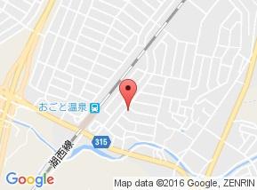【地図】 リビングタウン湖都が丘 A棟
