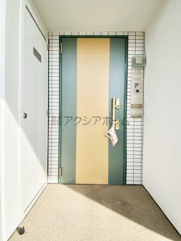 【玄関】Gコンフォートウエスト飯能