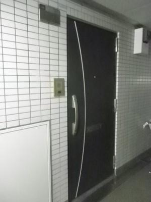【玄関】ダイアパレス東浅草