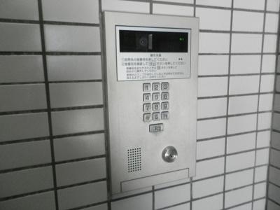 【セキュリティ】ダイアパレス東浅草