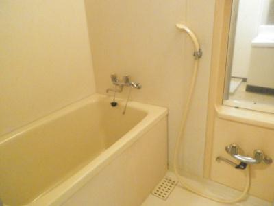 【浴室】ダイアパレス東浅草