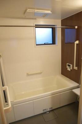 【浴室】勝間田町 リノベーション住宅 2DK