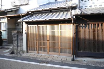 【外観】勝間田町 リノベーション住宅 2DK