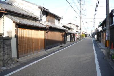【前面道路含む現地写真】勝間田町 リノベーション住宅 2DK