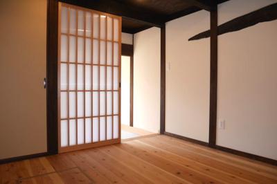 【洋室】勝間田町 リノベーション住宅 2DK