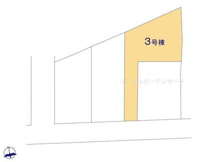 【外観】小野市天神町17期 3号棟