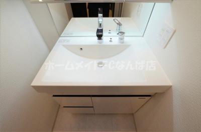 【独立洗面台】エステムコート北堀江Ⅱ