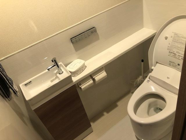【トイレ】サーパス赤塚姫子