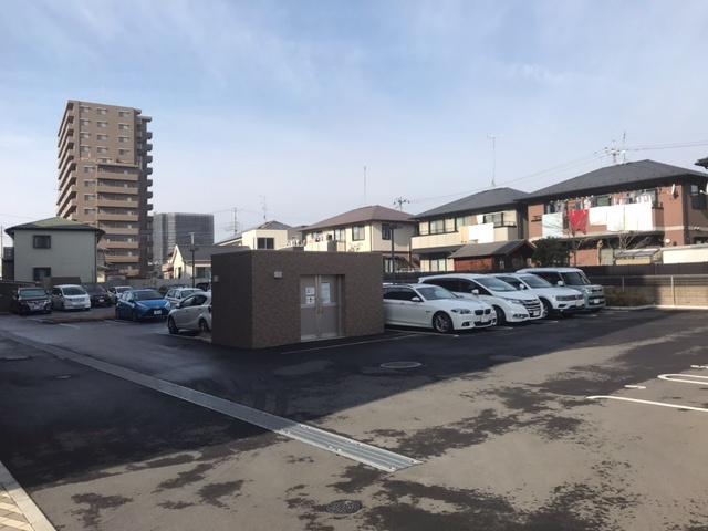 【駐車場】サーパス赤塚姫子