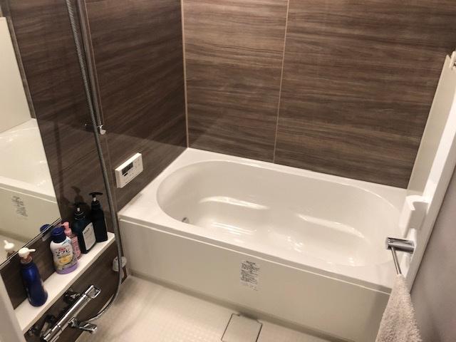【浴室】サーパス赤塚姫子