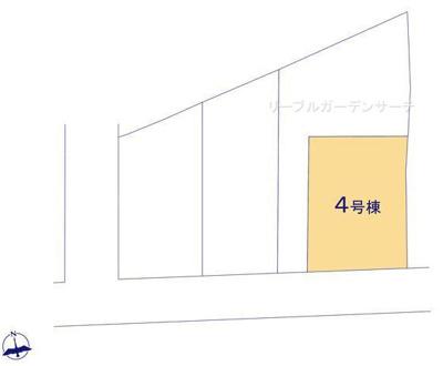 【外観】小野市天神町17期 4号棟