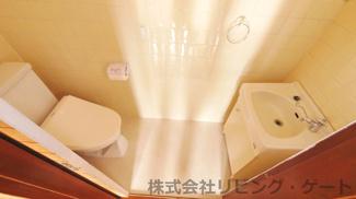 2階トイレ 手洗い付き