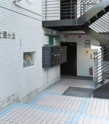 【エントランス】美和プラザ富士見ヶ丘