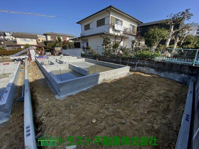 【外観】神戸市垂水区学が丘第5-1号棟 新築戸建