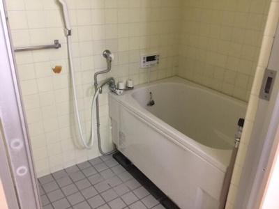 【浴室】サンケイコーポ