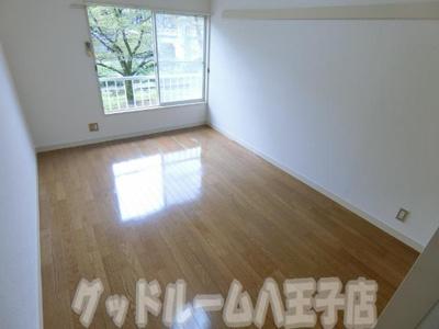 【居間・リビング】コーポ二葉2号A
