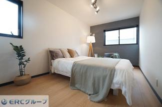 【寝室】甲子園口6丁目新築戸建