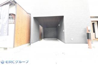【駐車場】甲子園口6丁目新築戸建