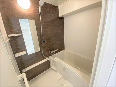 【浴室】グリーンマンション姪浜