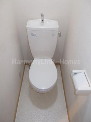 COLONNA MILIAREのトイレ