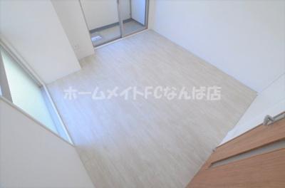 【寝室】リップルNAMBAEAST