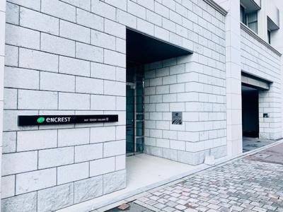 【エントランス】エンクレストベイ天神東Ⅲ