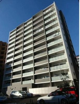 【外観】プレシス豊洲 12階 最 上階 角 部屋 2014年築