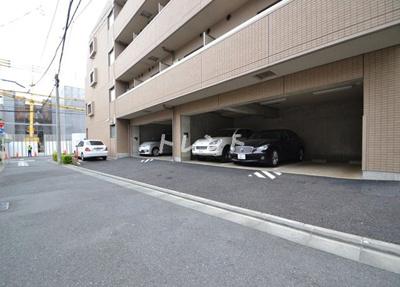 【駐車場】グランハイツ東中野