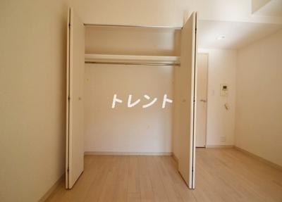 【収納】グランハイツ東中野