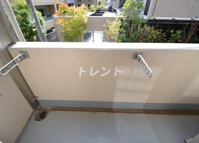 【バルコニー】グランハイツ東中野