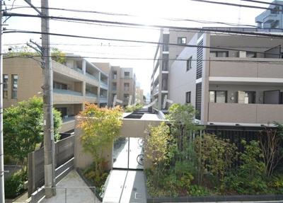【展望】グランハイツ東中野