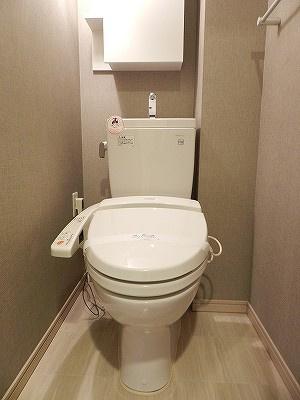 【トイレ】レジディア中延