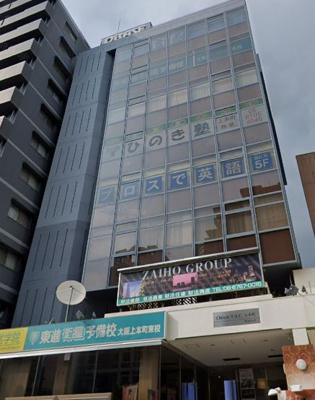 小橋TSC財法ビルⅣ エントランス