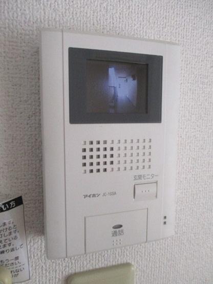 TVモニターホン完備