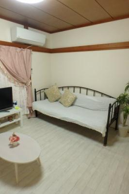 【寝室】サンホワイト