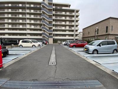 【駐車場】サンクレイドル玉川上水